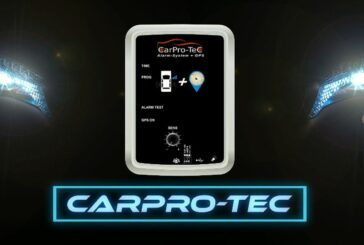CarproTec introduces vehicle safety with unprecedented simplicity at CES