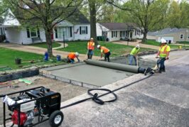 Curb Roller Manufacturing introduces custom drums for challenging concrete pours