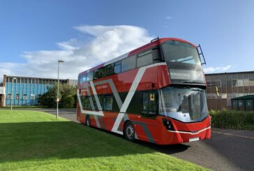 Wrightbus looks forward to a bright 2021 with 40 new employees