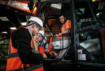 While data is king in construction, API telematics rules construction equipment