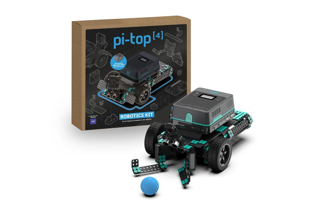 Raspberry Pi-Top robotics kit debuts at CES 2020
