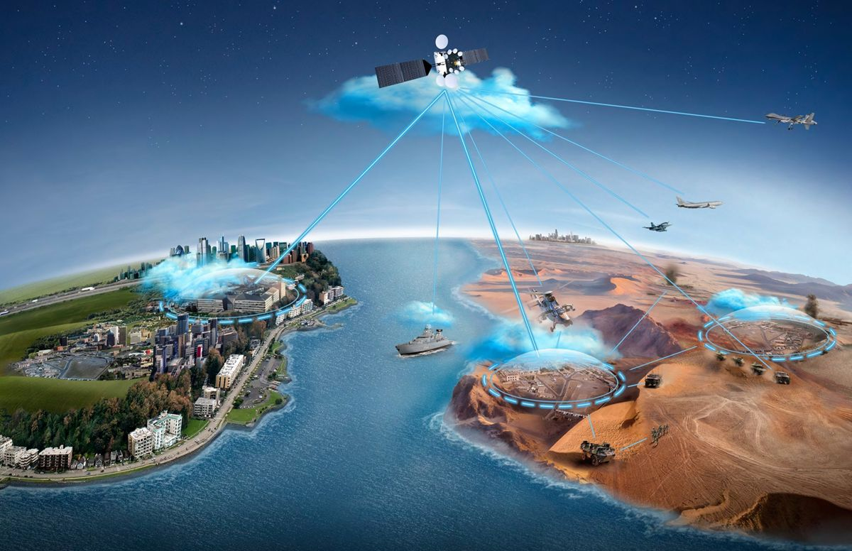 Thales wins NATO contract to Supply Defence Cloud for the Armed Forces