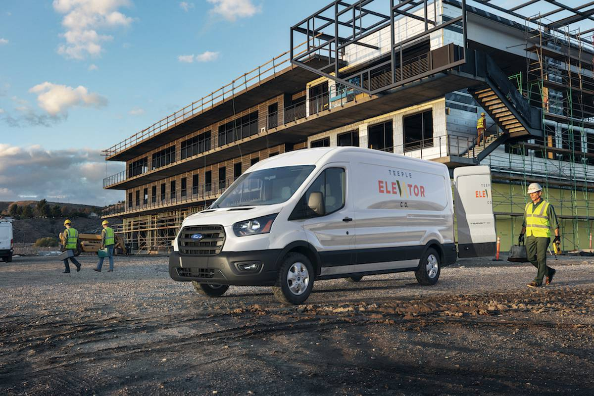 Britain's top 10 vans of 2020