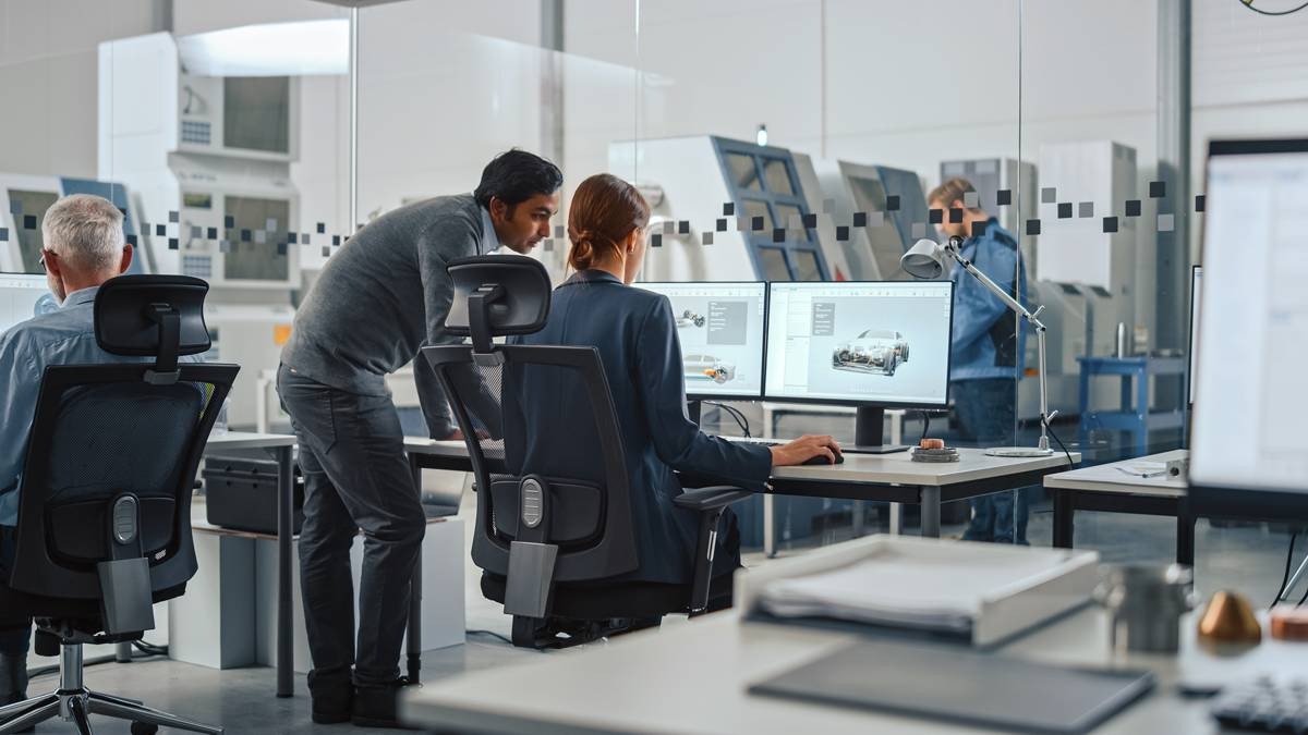 Actively shaping the transformation in automotive electronics