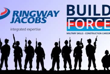 Ringway Jacobs partners with BuildForce to support ex-forces recruitment