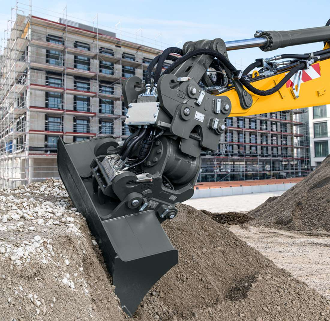 New Liebherr attachment expands range of applications for excavators