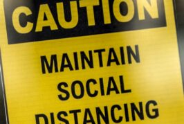 How technology can help manage Social Distancing