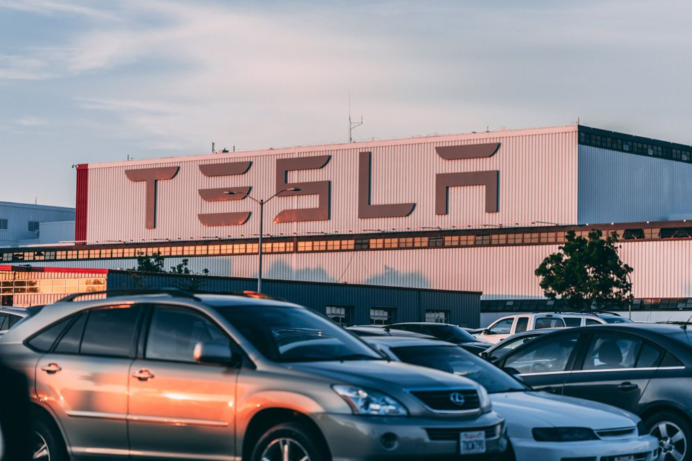 Tesla stock shot up 740 percent in 2020 and sold almost electric 500K cars