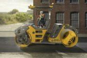 Volvo rolls out upgraded 10-tonne asphalt compactors for emerging markets