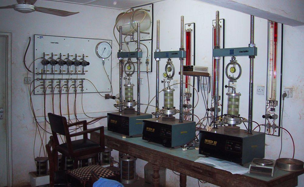 Bitumen Testing