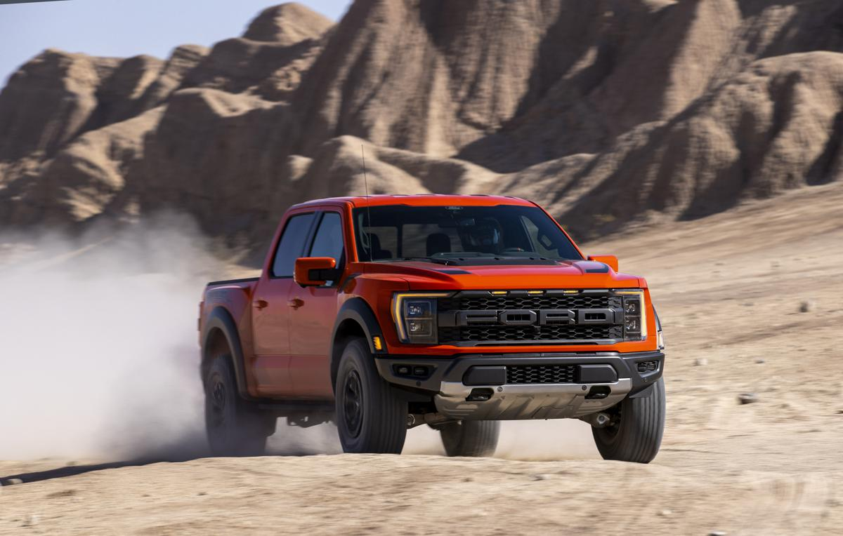 Ford unleashes the all-new F150 Raptor