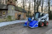 Essehof Zoo in Germany acquires a compact Bobcat for all-round versatility