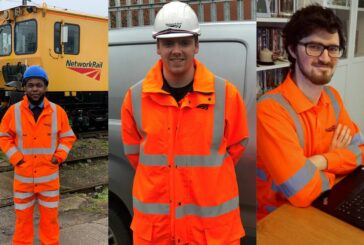 Celebrate National Apprenticeship Week with three Network Rail apprentices