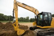 New Cat 315 GC next-generation Excavator reduces maintenance and fuel costs