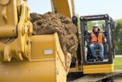 New Cat 335 Compact Radius Excavator delivers premium performance