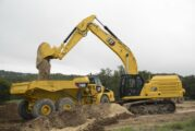 Next Generation Cat 349 Excavator delivers 45 percent more operating efficiency