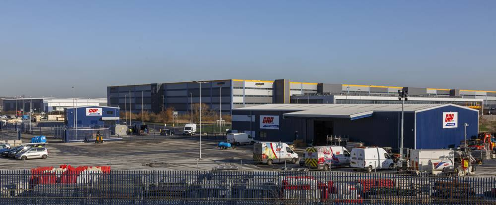 GAP Group expands throughout the UK with investment in the future