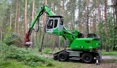 Liebherr Forestry Equipment