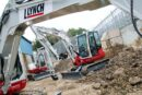 Lynch Plant Hire expands fleet with Takeuchi excavators fitted with GKD machine control