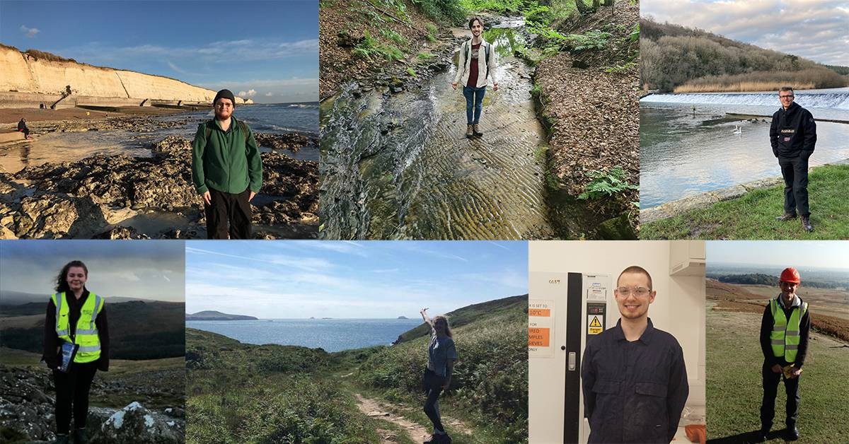 University Geologists honoured by the Institute of Quarrying