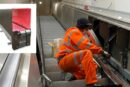 Euston Station trialling Covid-19 busting ultra-violet technology