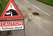 UK Councils spent £99 million to fix UK potholes in 2020