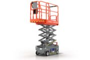 Meet Skyjack's new micro scissor lift