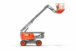 Skyjack leverages SMARTORQUE technology in new 40' and 60' booms