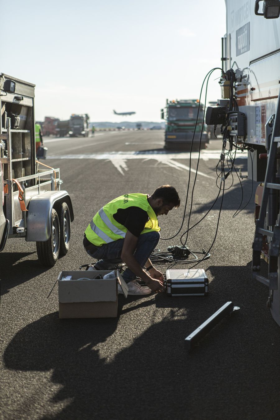 Topcon intelligent solutions get Brussels Airport ready for take-off