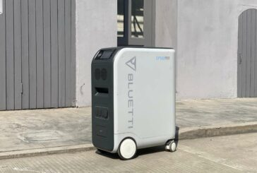BLUETTI officially launches EP500-Pro 5.1KWh Mobile Solar Battery