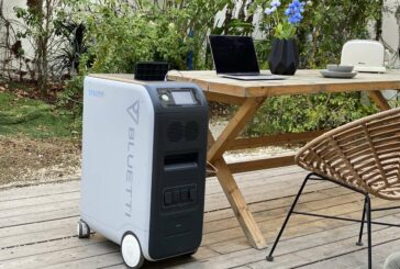 Cut the cord with the giant 5,100 watt hour BLUETTI Solar Battery