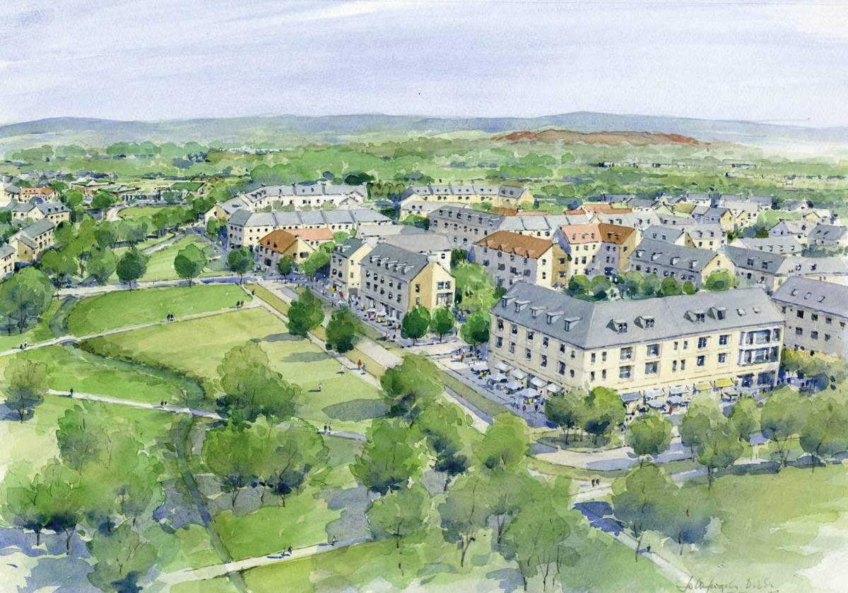 Amber REI plans £275m low carbon housing development in West Lothian