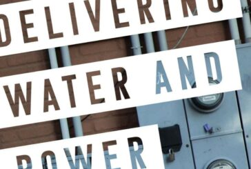 Esri's new book introduces Water and PowerUtilities to GIS Spatial Analytics