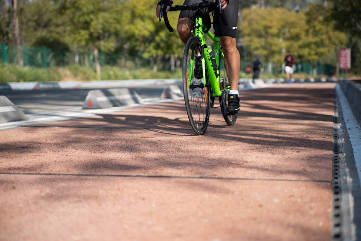 PlasticRoad and Orbia launch first PlasticRoad bicycle path trial in Mexico City