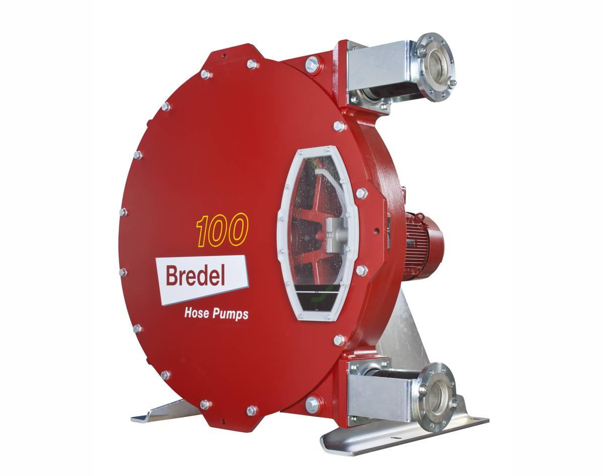 Bredel heavy-duty hose pumps announced by Watson-Marlow Fluid Technology Group