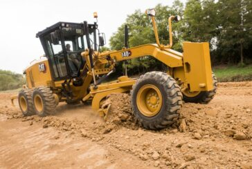 New CAT 140 GC Motor Grader delivers higher performance at lower cost per hour