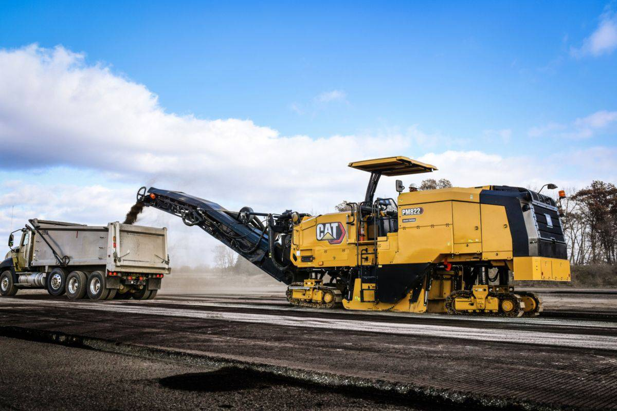 CAT updates Cold Planers based on milling customers feedback