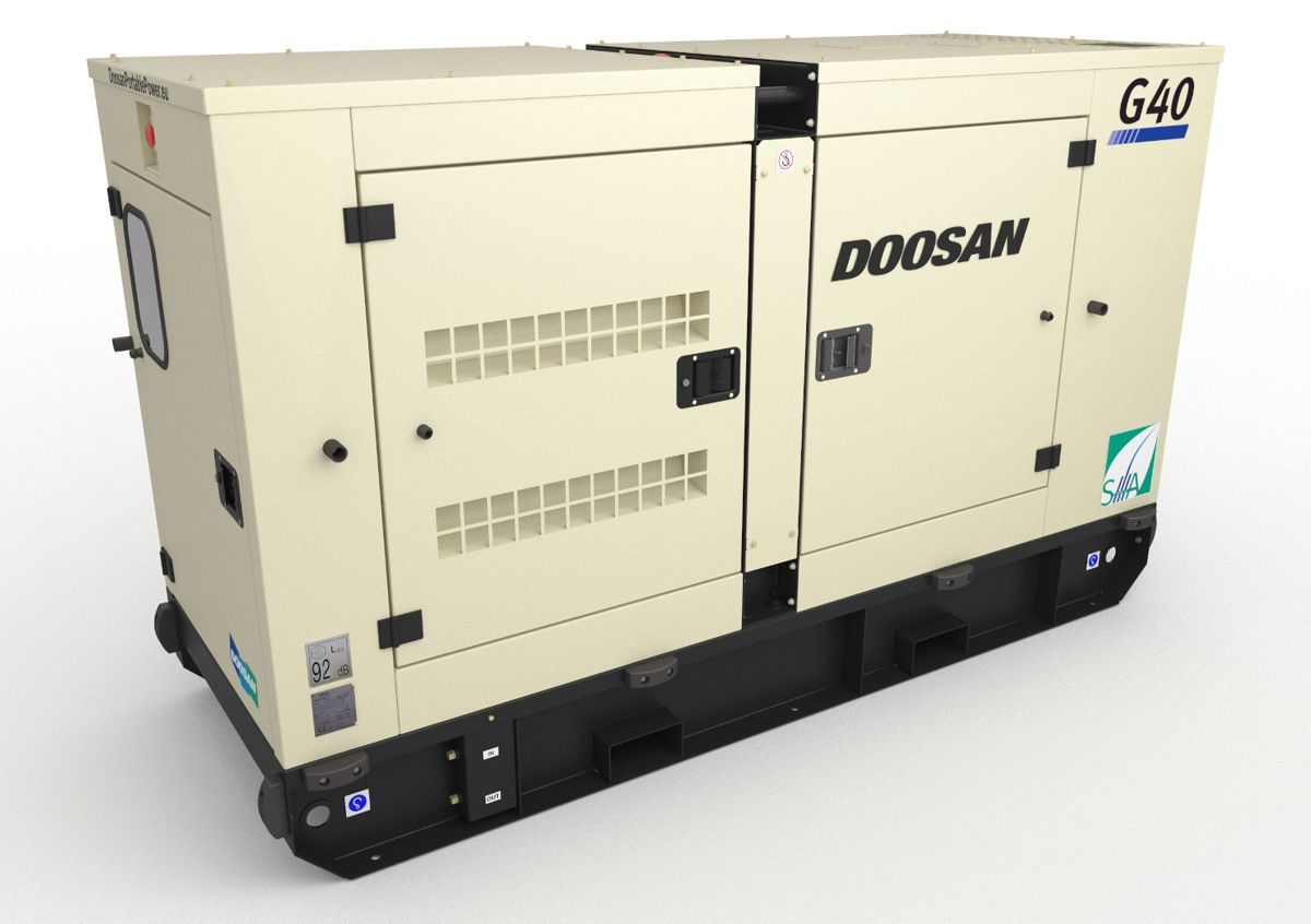 Doosan Bobcat announces new organisational structure for Portable Power products