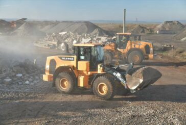 USUM Recycling celebrates successful Hyundai Wheel-Loader deployment