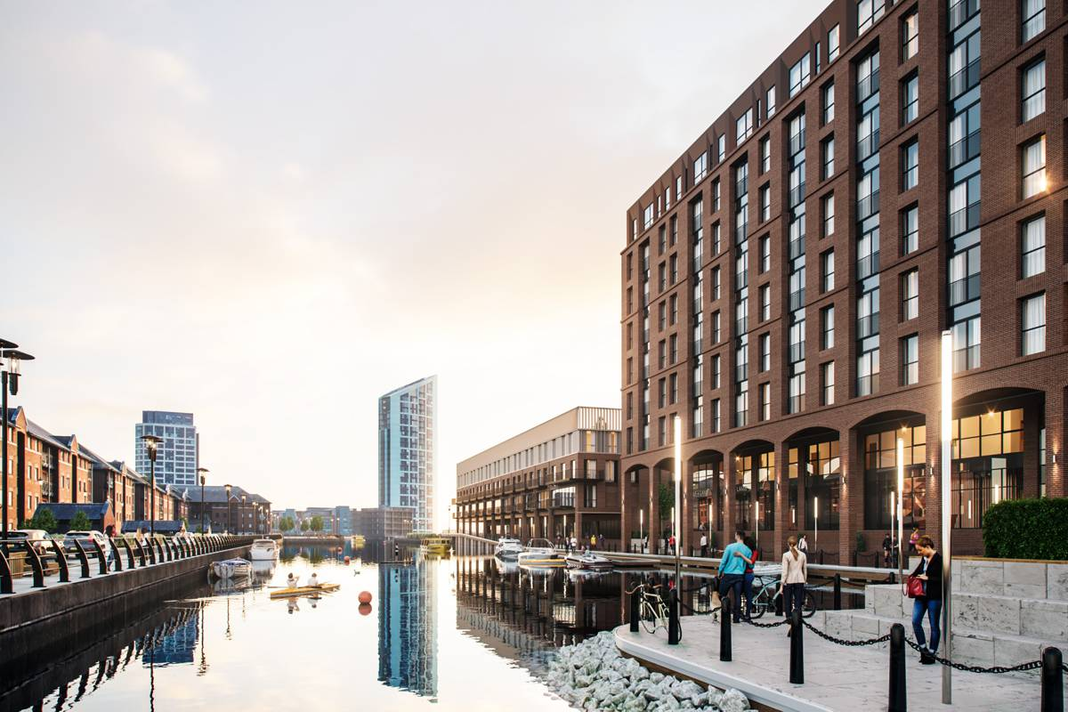 Romal Capital £100m waterfront development to bring Sydney to Liverpool