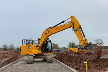 JCB scores big deal for X-Series Excavators for Chasetown Civil Engineering