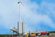 Kymppibetoni Oy chooses Rapidbatch Mobile Concrete Plant for Wind Farm Foundations