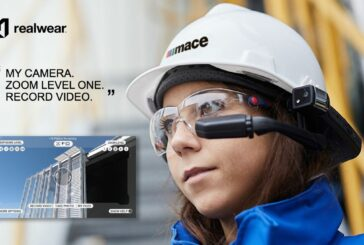 Mace Group and RealWear deploying hands-free head-mounted wearable devices