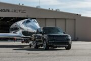 Virgin Galactic and Land Rover extend partnership and reveal new spaceship