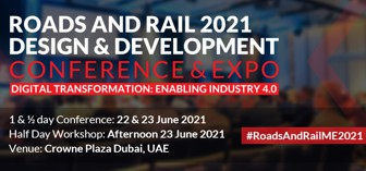 Roads and Rail Design and Development 2021 22-23 June 2021