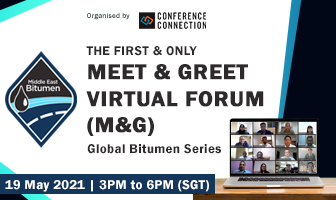 Global Bitumen Series 19 May 2021
