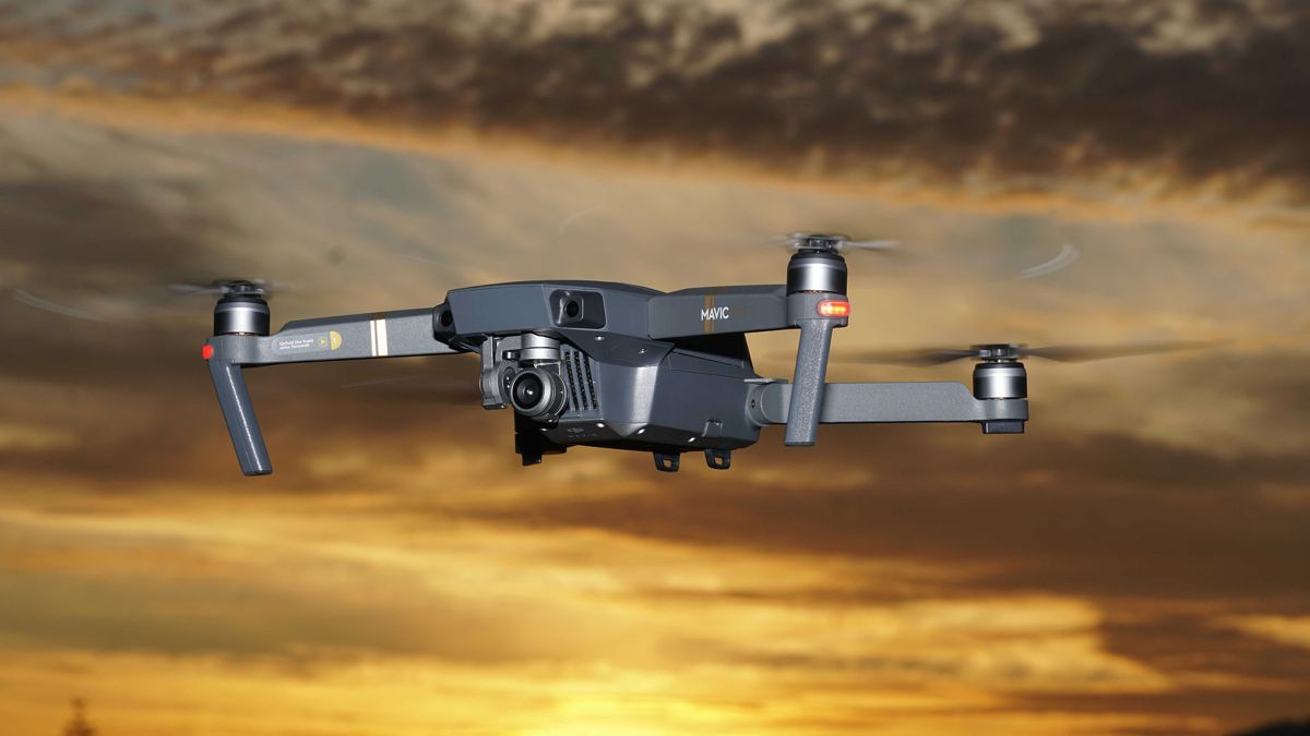 Introducing drones into construction for topographic surveys