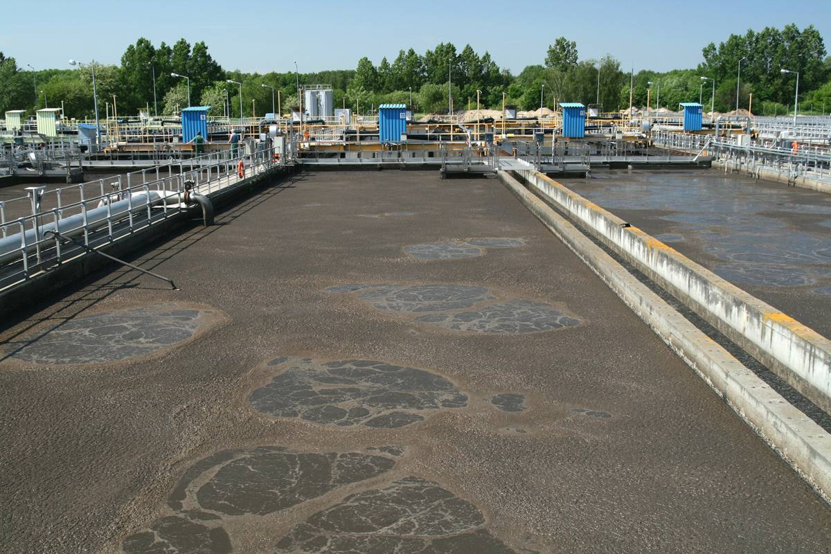 Bionetix Biologicals help launch new wastewater treatment systems