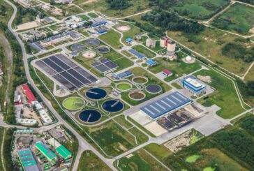 Canton Wastewater Treatment Plant expansion starts up in Georgia