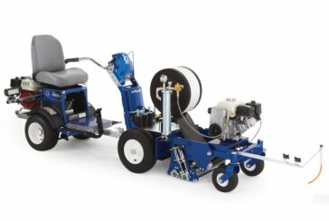 Graco announces new Traffic Tape Striping Solution